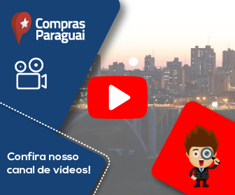 Compras Paraguai no Youtube