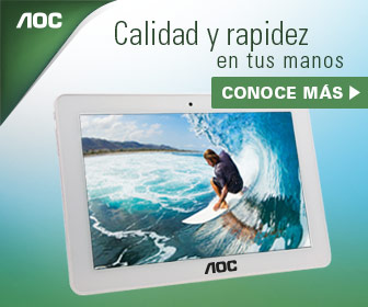 Banner Tablet AOC