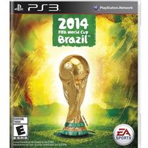 Game Fifa World Cup 2014 Playstation 3 foto principal