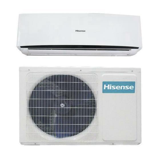 Ar condicionado hisense manual