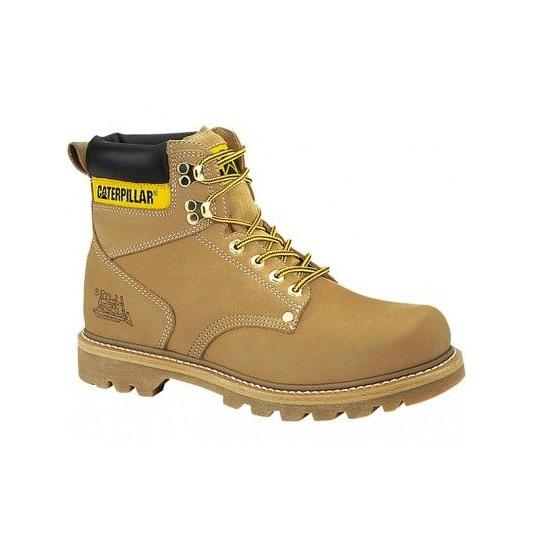 b3a444d6292a6 Bota Caterpillar Second Shift Honey Masculino no Paraguai ...