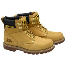 Bota Caterpillar Second Shift Honey Masculino foto principal