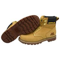Bota Caterpillar Second Shift Honey Masculino foto 2