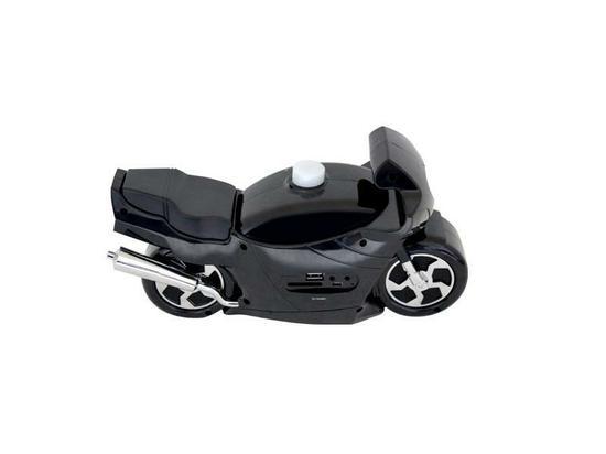 Som de Moto Caixa de Som Bak Bk-s550 Moto