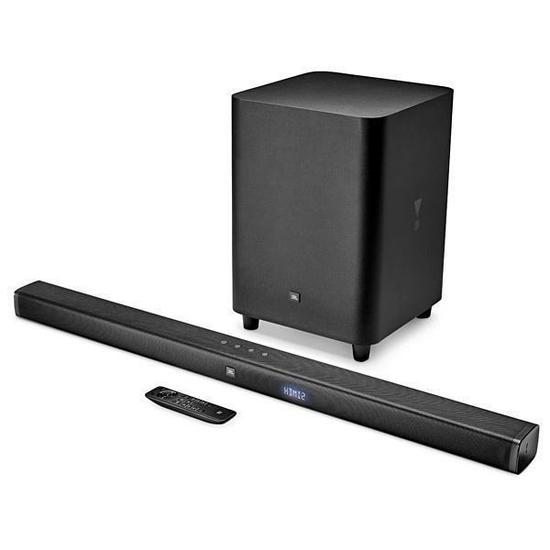 Caixa de Som JBL Bar 3.1 Soundbar 4K*
