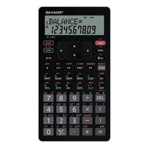 Calculadora Financeira Sharp EL-738FB foto principal