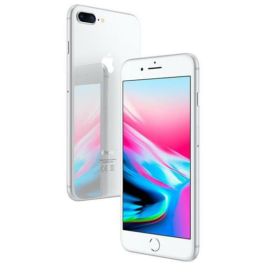 Celular Apple IPhone 8 Plus 256GB No Paraguai