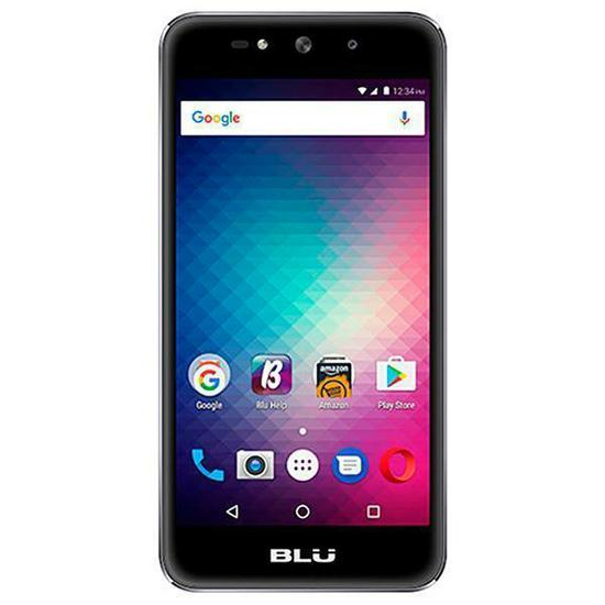 Celular Blu Grand Max G110eq Dual Chip 8gb No Paraguai