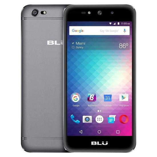 Celular Blu Grand Max G110q Dual Chip 8gb 3g No Paraguai