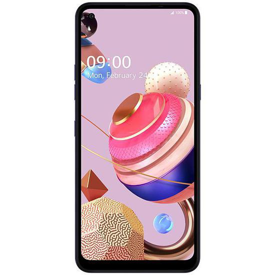 """Smartphone LG K51S LM-K510BMW DS 3/64GB 6.5"""" 32+5+2+2/13MP A9 - Rosa"""