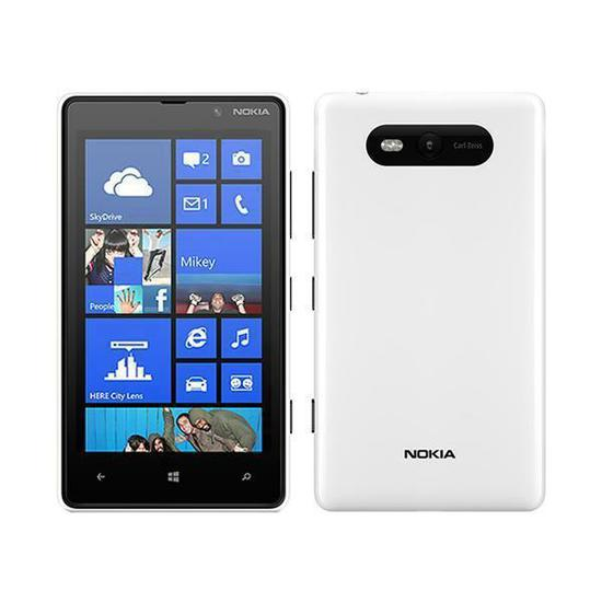 Celular Nokia Lumia 820 Wi-Fi 4G no Paraguai