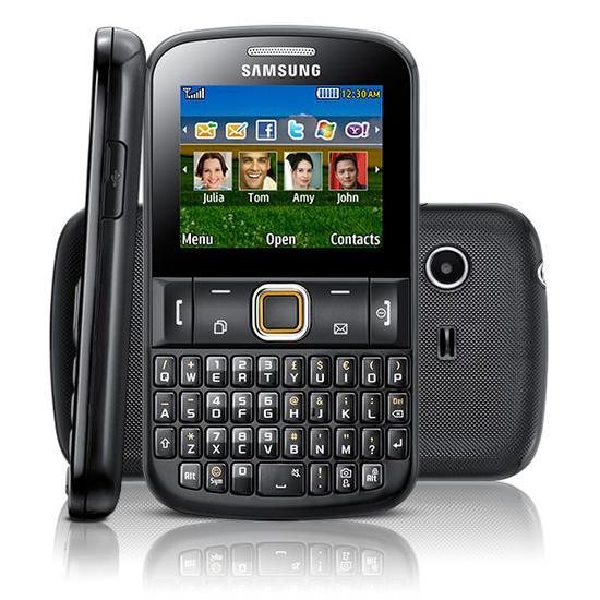 Celular Samsung Chat gt E2220