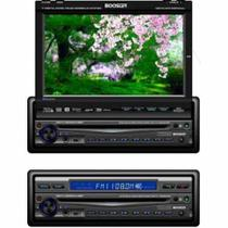 "DVD Player Automotivo Booster BMTV-9980 7"" USB / GPS foto principal"