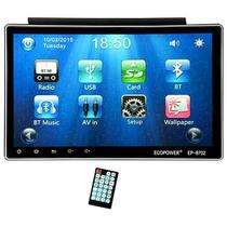 "DVD Player Automotivo Ecopower EP-8702 9.0"" Bluetooth foto principal"