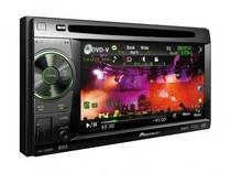 "DVD Player Automotivo Pioneer AVH-1450 5.8"" USB/DIVX foto principal"