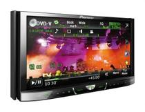 "DVD Player Automotivo Pioneer AVH-P3450 7"" USB foto principal"