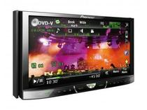"DVD Player Automotivo Pioneer AVH-P4450BT 7"" USB foto 2"