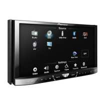 "DVD Player Automotivo Pioneer AVH-P4450BT 7"" USB foto 1"