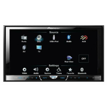 "DVD Player Automotivo Pioneer AVH-P4450BT 7"" USB foto principal"