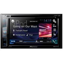 "DVD Player Automotivo Pioneer AVH-X395BT 6.2"" USB / Bluetooth foto 2"