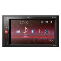 "DVD Player Automotivo Pioneer MVH-A215BT 6.2"" USB / Bluetooth foto principal"