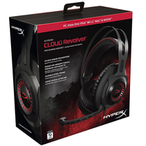 Fone de Ouvido Kingston HyperX Cloud Revolver HX-HSCR-GM foto 2