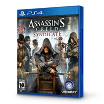 Game Assassin's Creed Syndicate Playstation 4 foto principal