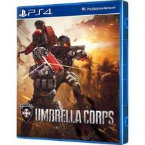 Game PS4 Jogo Biohazard Umbrella Corps
