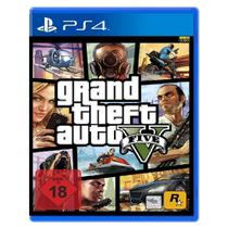 Game Grand Theft Auto V Playstation 4 foto principal