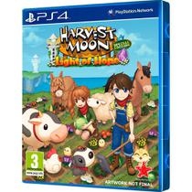Game Harvest Moon Light Of Hop Special Edition Playstation 4