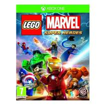 Game Lego Marvel Super Heroes Xbox One foto principal