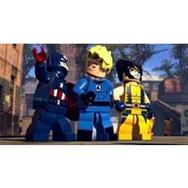 Game Lego Marvel Super Heroes Xbox One foto 2