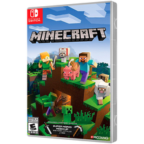 Game Minecraft Nintendo Switch