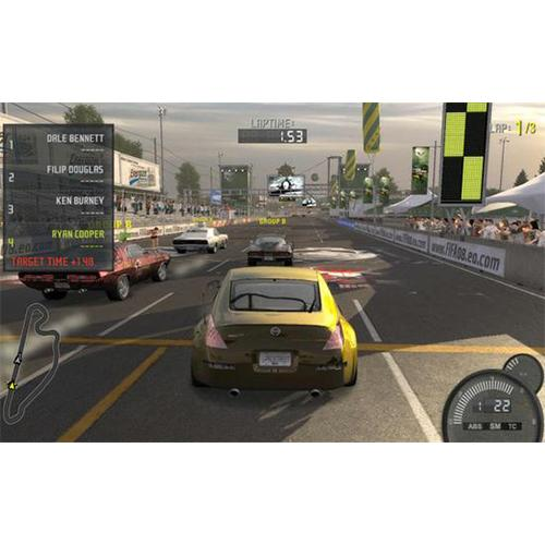 how to play need for speed pro street multiplayer