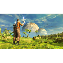 Game Outcast Second Contact Playstation 4 foto 1