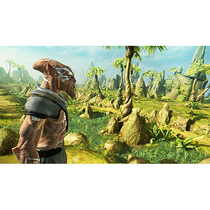 Game Outcast Second Contact Playstation 4 foto 3
