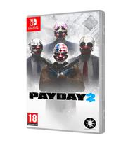 Game Payday 2 Nintendo Switch
