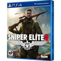 Game Sniper Elite 4 Playstation 4 foto principal