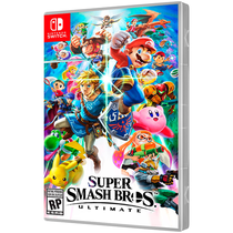 Game Super Smash Bros Ultimate Nintendo Switch foto principal