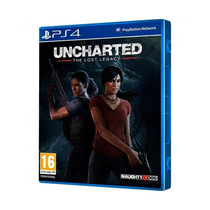 Game Uncharted: The Lost Legacy Playstation 4