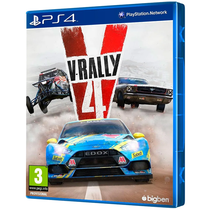 Game V-Rally 4 Playstation 4 foto principal