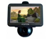 "GPS Foston FS-513DC TV 5"" foto 1"