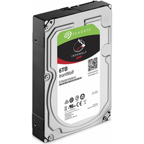 "HD Seagate IronWolf NAS ST6000VN0033 6TB 3.5"" 7200RPM 256MB foto 1"