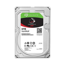 "HD Seagate IronWolf NAS ST6000VN0033 6TB 3.5"" 7200RPM 256MB foto 2"