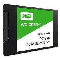 "HD Western Digital SSD Green 240GB 2.5"" foto 1"
