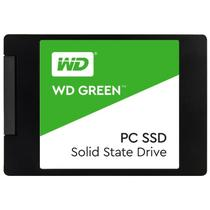 "HD Western Digital SSD Green 240GB 2.5"" foto principal"