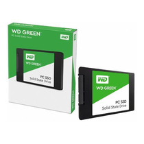 "HD Western Digital SSD Green 240GB 2.5"" foto 2"