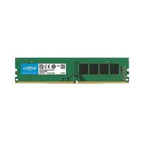 Memória DDR4 4GB 2400MHZ Crucial Udimm CT4G4DFS824A