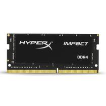 Memória Kingston HyperX Impact DDR4 8GB 2666MHz Notebook foto principal