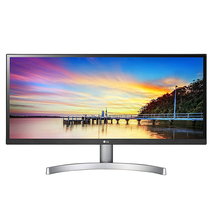 Monitor LG LED 29WK600-W Full HD 29""